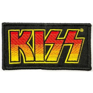 KISS Classic Logo, パッチ