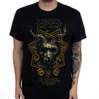 1349 The Infernal Pathway, Tシャツ