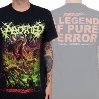 ABORTED Terrorvision, Tシャツ