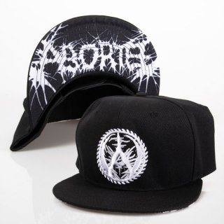 ABORTED A Emblem Snapback, キャップ