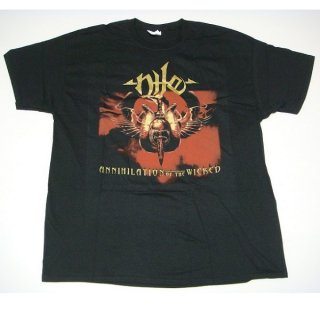 NILE Annihilation of The Wicked, Tシャツ