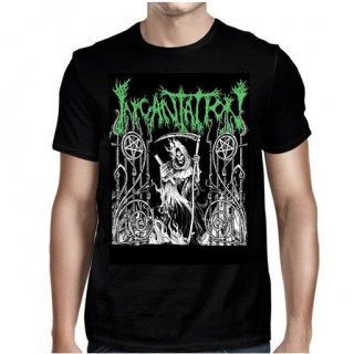 INCANTATION Reaping The Souls Of Blasphemy, Tシャツ