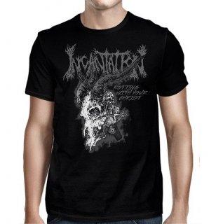 INCANTATION Rotting Christ Tour 2019, Tシャツ