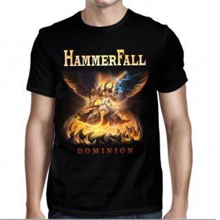 HAMMERFALL Dominion Serve In Heaven, Tシャツ