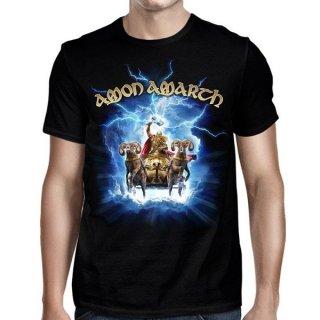 AMON AMARTH Thor Crack The Sky, Tシャツ