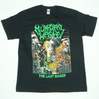 MUNICIPAL WASTE Last Rager, Tシャツ