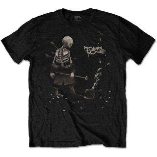 MY CHEMICAL ROMANCE Shredded, Tシャツ
