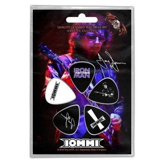 TONY IOMMI Iommi, ギターピック'(5枚セット)
