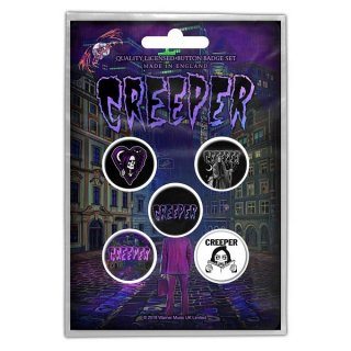 CREEPER Eternity In Your Arms, バッジセット
