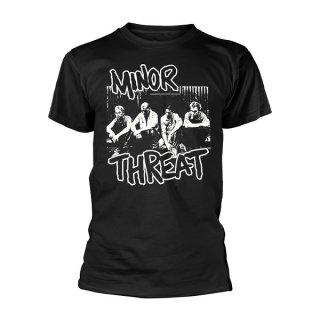 MINOR THREAT Xerox, Tシャツ