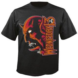 WEDNESDAY 13 Devil, Tシャツ