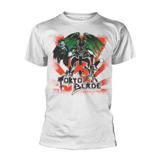 TOKYO BLADE Tokyo Blade Wht, Tシャツ
