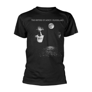 THE SISTERS OF MERCY Floodland, Tシャツ