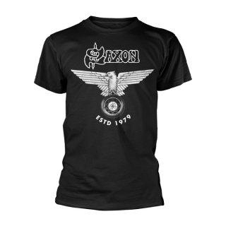SAXON Estd 1979, Tシャツ