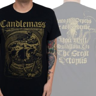 CANDLEMASS The Great Octopus, Tシャツ