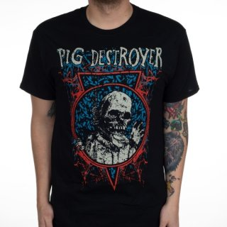 PIG DESTROYER Myiasis, Tシャツ