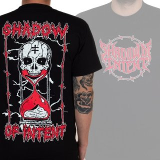 SHADOW OF INTENT Barbed Wire, Tシャツ