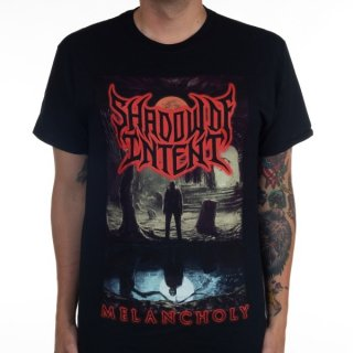 SHADOW OF INTENT Melancholy, Tシャツ