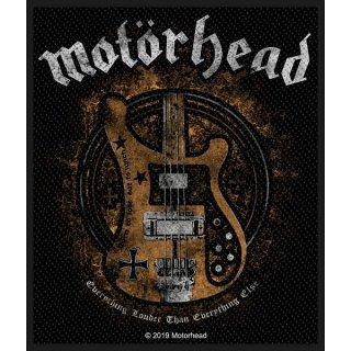 MOTORHEAD Lemmy's Bass, パッチ