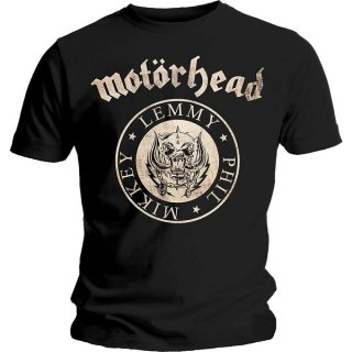MOTORHEAD Undercover Seal Newsprint, Tシャツ