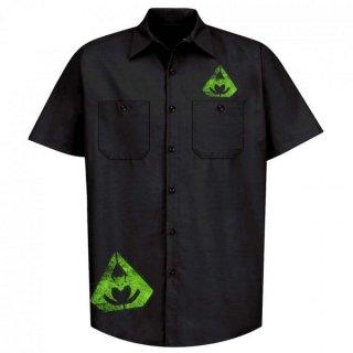 OVERKILL Tri-Bat Wings Of War, ワークシャツ