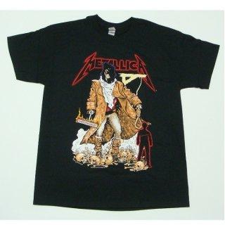 METALLICA The Unforgiven Executioner, Tシャツ