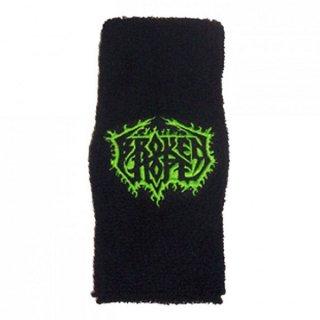 BROKEN HOPE Emblem Logo, リストバンド