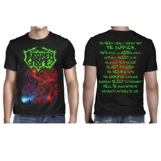 BROKEN HOPE Mutilated Song List, Tシャツ