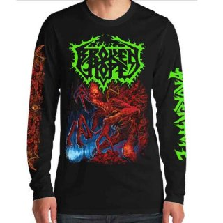 BROKEN HOPE Mutilated Assimilated, ロングTシャツ