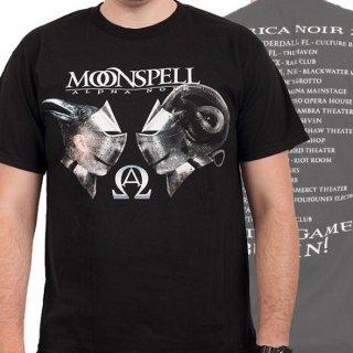MOONSPELL Black Tour, Tシャツ