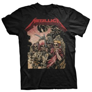 METALLICA Four Horsemen 2, Tシャツ
