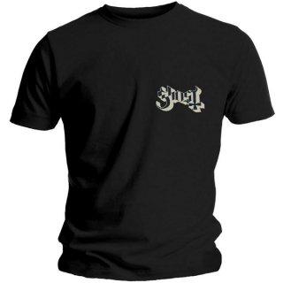 GHOST Pocket Logo, Tシャツ