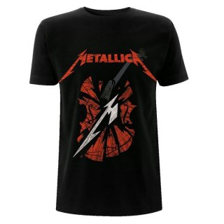 METALLICA S&M2 Scratch Cello Black, Tシャツ