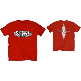 SLIPKNOT 20th Anniversary Don't Ever Judge Me, Tシャツ