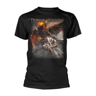 DEMONS & WIZARDS Diabolic, Tシャツ