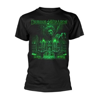 DEMONS & WIZARDS Dw III, Tシャツ