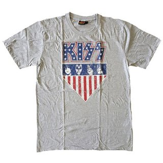 KISS Stars And Stripes, Tシャツ