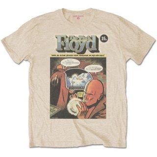 PINK FLOYD Comic, Tシャツ