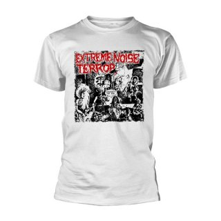 EXTREME NOISE TERROR Holocaust Wht, Tシャツ