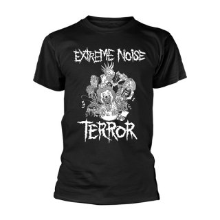 EXTREME NOISE TERROR In It For Life, Tシャツ