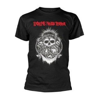 EXTREME NOISE TERROR Logo, Tシャツ