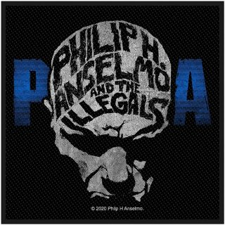 PHILIP H. ANSELMO & THE ILLEGALS Face, パッチ