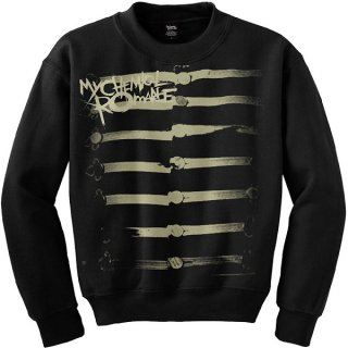 MY CHEMICAL ROMANCE Together We March, スウェットシャツ