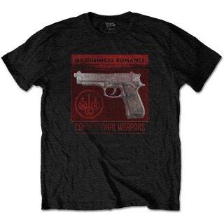 MY CHEMICAL ROMANCE Cw Volume 1, Tシャツ