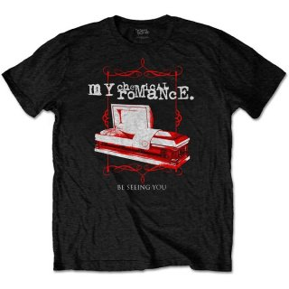 MY CHEMICAL ROMANCE Coffin, Tシャツ