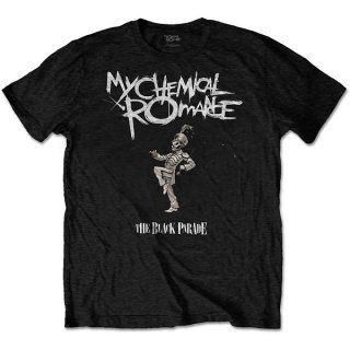 MY CHEMICAL ROMANCE The Black Parade Cover, Tシャツ