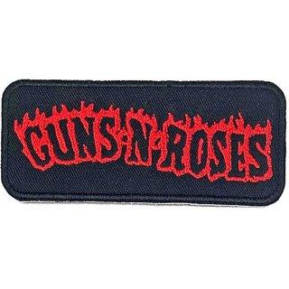 GUNS N' ROSES Flames, パッチ