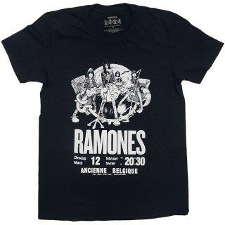 RAMONES Belgique, Tシャツ