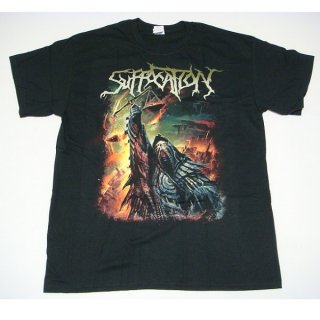 SUFFOCATION Pinnacle of Bedlam Tour, Tシャツ