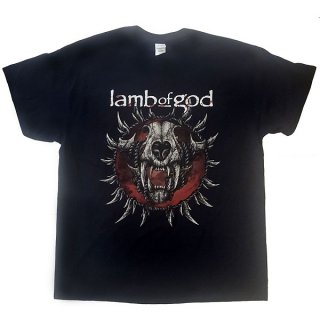 LAMB OF GOD Radial, Tシャツ